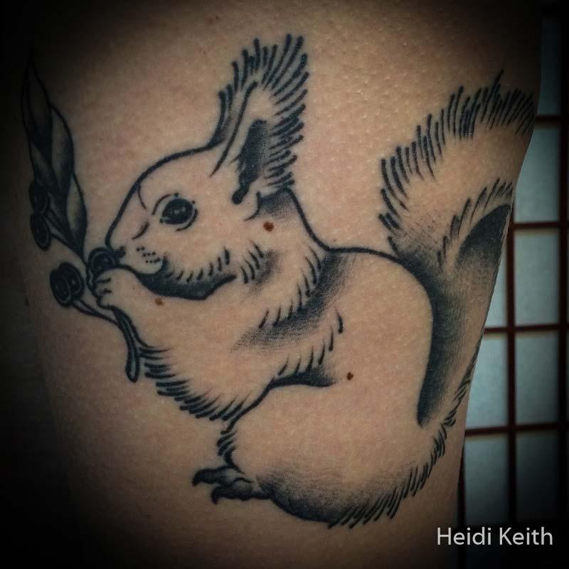 Keith Boles Tattoos
