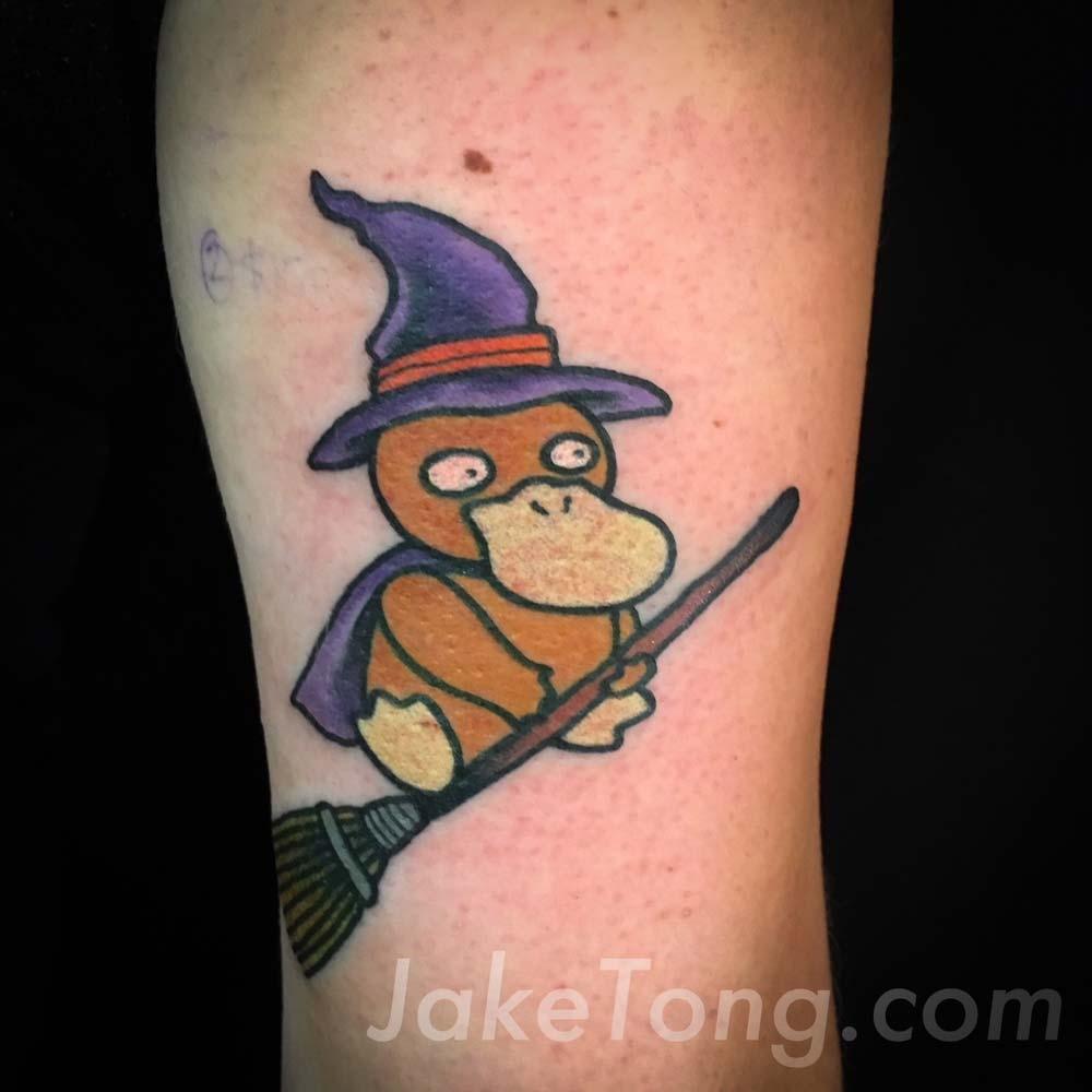 Jake Tong | Tattoo Artist | Anatomy Tattoo | NE Portland, Oregon