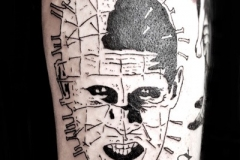 victoria-varty-swamp-witch-blackwork-horror-pinhead